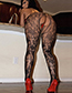 Fashion Black Lace Piece Stockings
