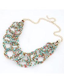 Charm Multicolour Handmade Small Bead