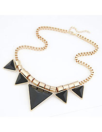 Famale Black Triangle