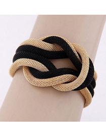 Cheap Picture Color Simple Chain Weave Design