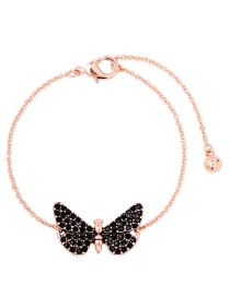 Fashion Gold Color Butterfly Shape Design Bracelet