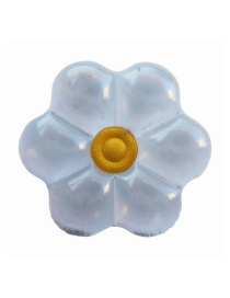 Fashion Flower Inflatable Row Riding Ring