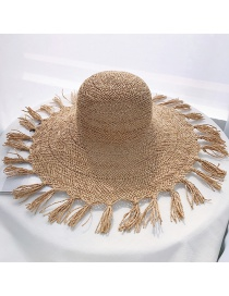 Fashion Khaki Dalat Shade Hat