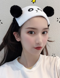 Fashion Black Panda Ear Hair Band