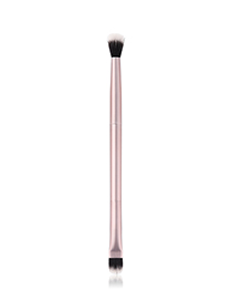 Fashion Rose Gold Single Double Eye Shadow Brush