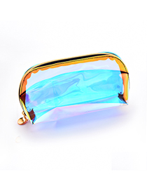 Fashion Colorful Transparent Reflective Colorful Package