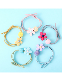 Fashion Random Color Colored Hair Band