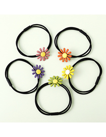 Fashion Random Color Sunflower Hair Band