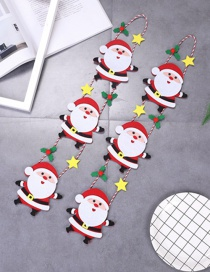 Fashion Unit Price Of A Ladder For The Elderly Christmas Ladder: Old Man: Christmas Tree Doll Pendant