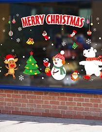Xh6251 Papel De Pared Sin Costuras Autoadhesivo De Santa Claus