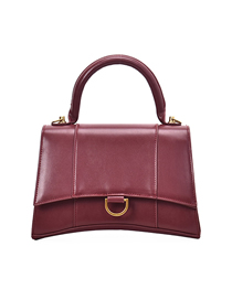 Fashion Brown Hand Shoulder Bag  Pu