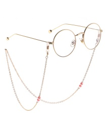 Fashion Gold Non-fading Pearl Eyeglass Chain