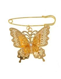 Broche Mariposa Grande