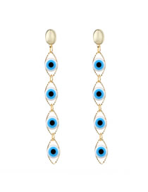 Fashion Eye Eye Earrings
