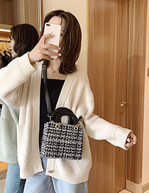 Fashion Black Hand Shoulder Bag