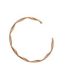 Fashion Gold Irregular Geometric Bracelet