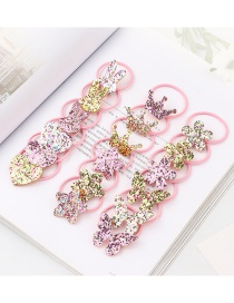 Love Crown Butterfly High Elastic Headstring 18pcs En Caja