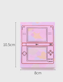 Fashion Game Console Game Console Pocket Office Post-it Notepad