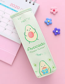 Fashion Avocado-preparing Gifts Avocado Pencil Case