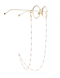Fashion Golden Pearl Chain Glasses Chain