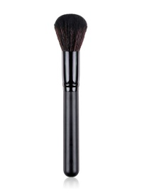 Fashion Black Single Black Loose Powder Brush