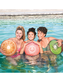 Fashion 3 Styles Mixed Fruit Inflatable Children's Early Education Swimming Water Polo