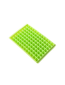 Fashion Green 96 Ice Tray Ice Making Mold