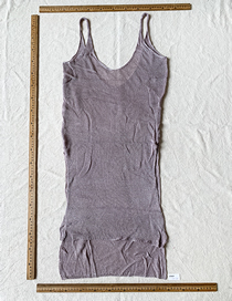 Fashion Purple Gray Knitted Vest