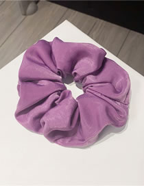 Fashion Hair Ring Handmade Bowknot Solid Color Wide-brimmed Headband Hairpin Hair Rope