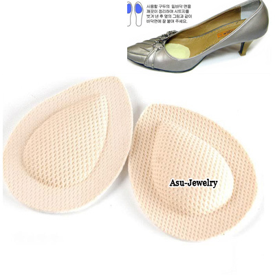 Foldable Beige Sore From A Shoe Prevention Fibre Beauty tools