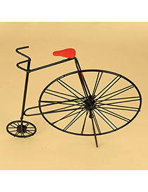 Creative Color Will Be Random Vintage Bicycle Alloy Household goods