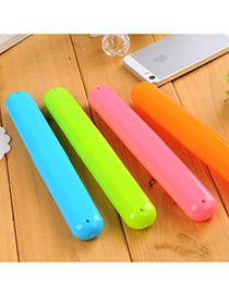 Real Color Will Be Random Pure Color Simple Design Plastic Household Goods
