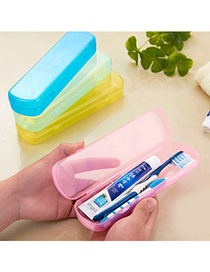 Little Random Color Pure Color Simple Design Pp Household Goods