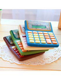 Candy Color Random Color Calculator Shape Simple Design Plastic Other Creative Stationery